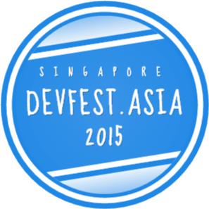 Singapore DevFest.Asia 2015